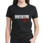 Off Duty Inventor Women's Dark T-Shirt