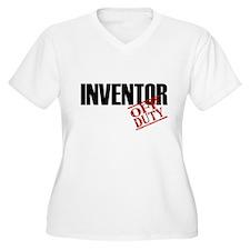 Off Duty Inventor T-Shirt