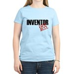 Off Duty Inventor Women's Light T-Shirt