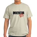 Off Duty Inventor Light T-Shirt