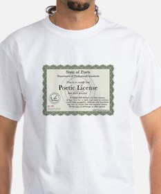 Poetic License Shirt
