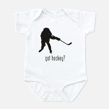 Hockey 3 Infant Bodysuit