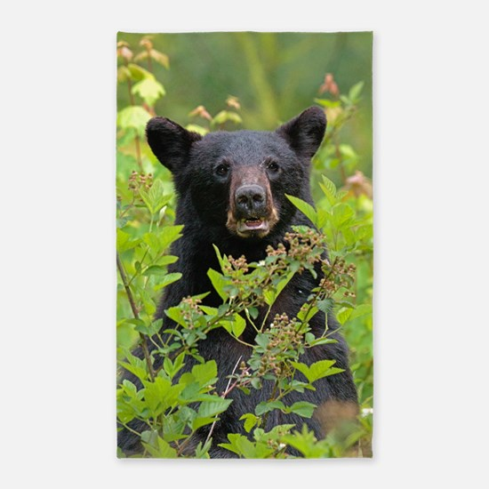 Cute National forest Area Rug