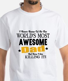 Awesome Dad Shirt