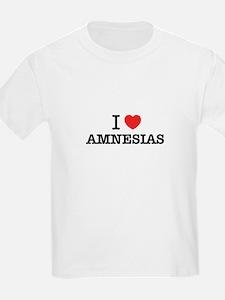 I Love AMNESIAS T-Shirt