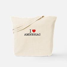 I Love AMNESIAC Tote Bag