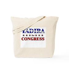YADIRA for congress Tote Bag