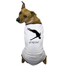 High Dive 2 Dog T-Shirt