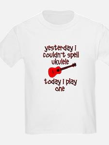 Funny Popular Ukulele T-Shirt