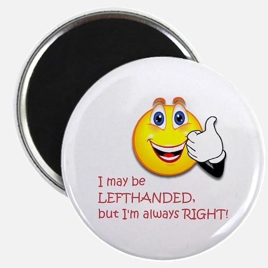 Left-Handed Magnet Magnets