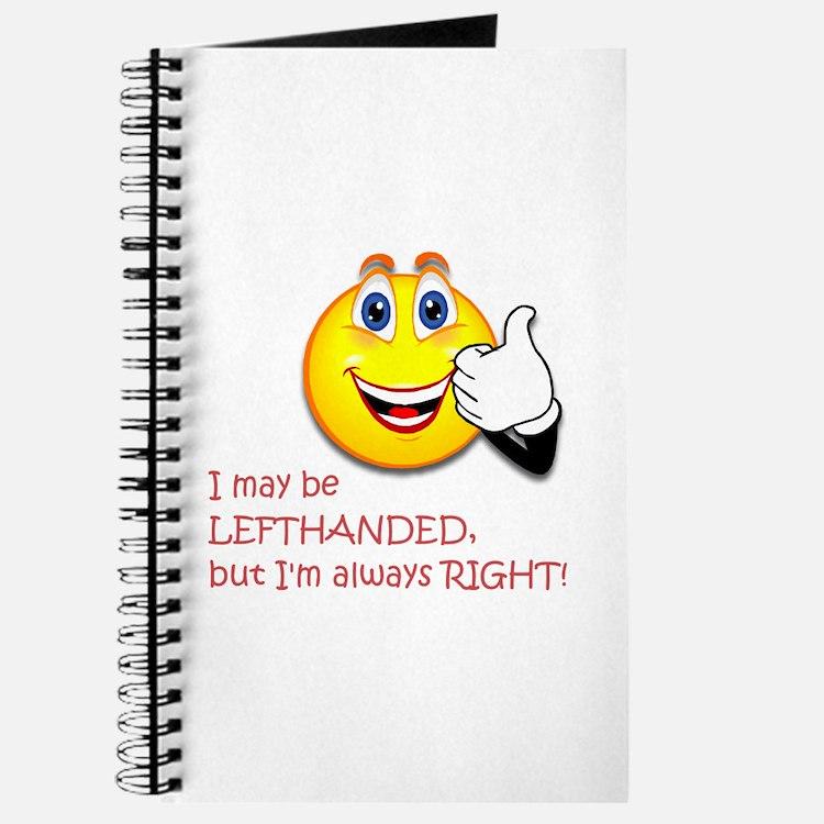 Lefthanded Notebooks
