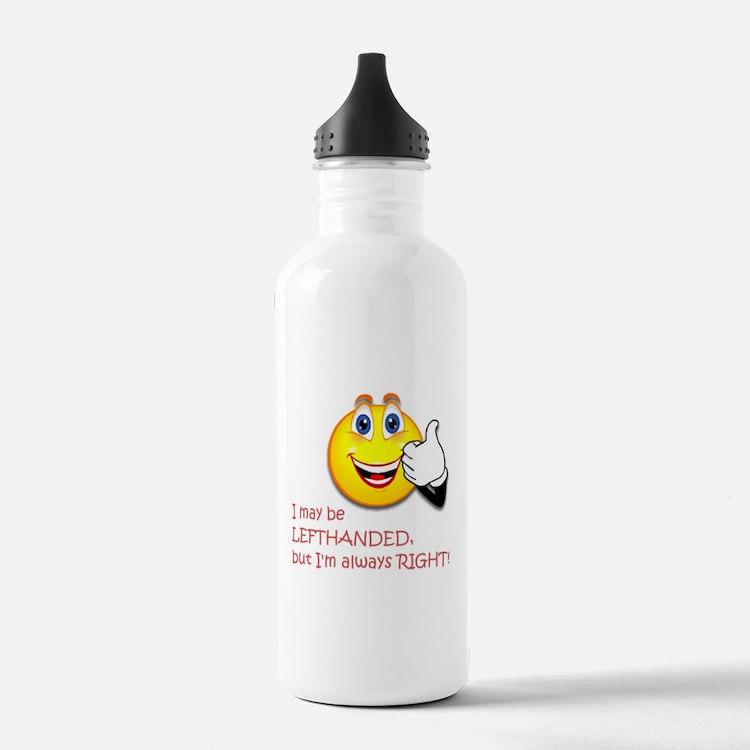 Left-handed Water Bottle