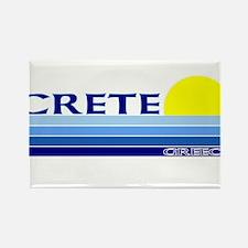 Crete Rectangle Magnet