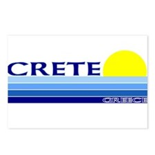 Crete Postcards (Package of 8)