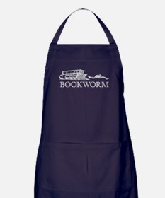 Bookworm Apron (dark)