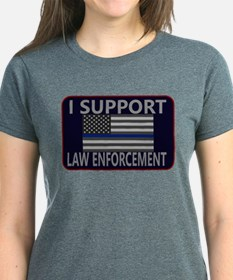 I Support Law Enforcement Tee