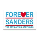 "Bernie sanders 3"" x 5"""