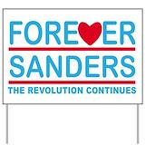 Bernie sanders Yard Signs