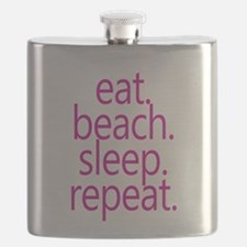 eat beach sleep repeat Flask