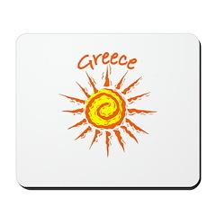 Greece Mousepad