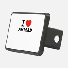 I Love AHMAD Hitch Cover