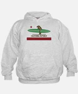 Unique California bear Hoodie