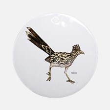 Roadrunner Bird Keepsake (Round)