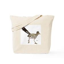 Roadrunner Bird Tote Bag