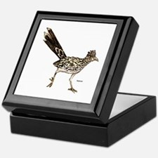 Roadrunner Bird Keepsake Box