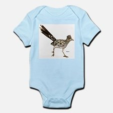 Roadrunner Bird Infant Creeper