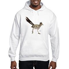 Roadrunner Bird (Front) Hoodie