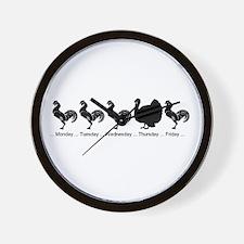 Cool Good friday Wall Clock