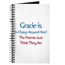 Gracie Is In Charge Journal