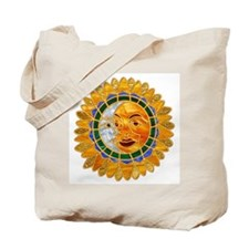 Sun Moon Celestial Tote Bag