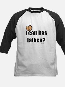 I Can Has Latkes Tee