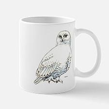 Snowy Owl Bird Mug