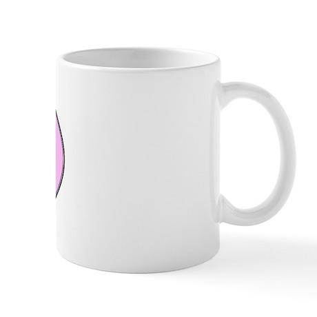 Rock Climbing (euro-pink) Mug