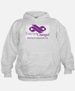 ForeverChanged - cancer/infinity ribbo Hoodie