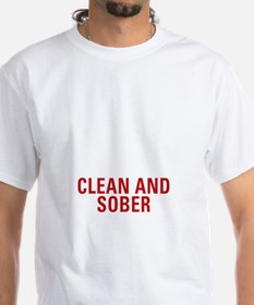 11 Years Clean & Sober T-Shirt