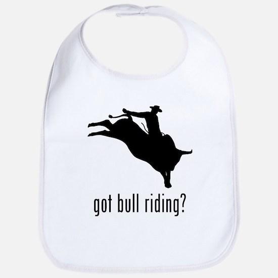 Bull Riding Bib