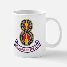 8th Infantry Division<BR> 11 Ounce Mug 2