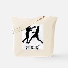 Boxing 1 Tote Bag