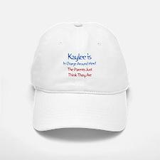 Kaylee Is In Charge Baseball Baseball Cap