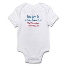 Kaylee Is In Charge Infant Bodysuit