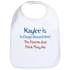 Kaylee Is In Charge Bib