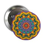"MANDALA ART 2.25"" Button (100 pack)"
