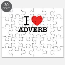 I Love ADVERB Puzzle