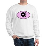 DJ (euro-pink) Sweatshirt