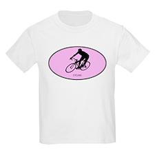 Cycling (euro-pink) T-Shirt