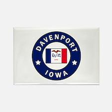 Davenport Iowa Magnets